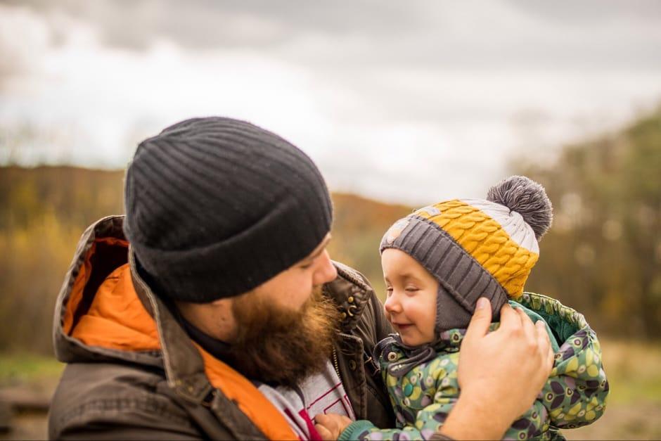 Діти, які проводять більше часу з батьком, мають вищий рівень IQ