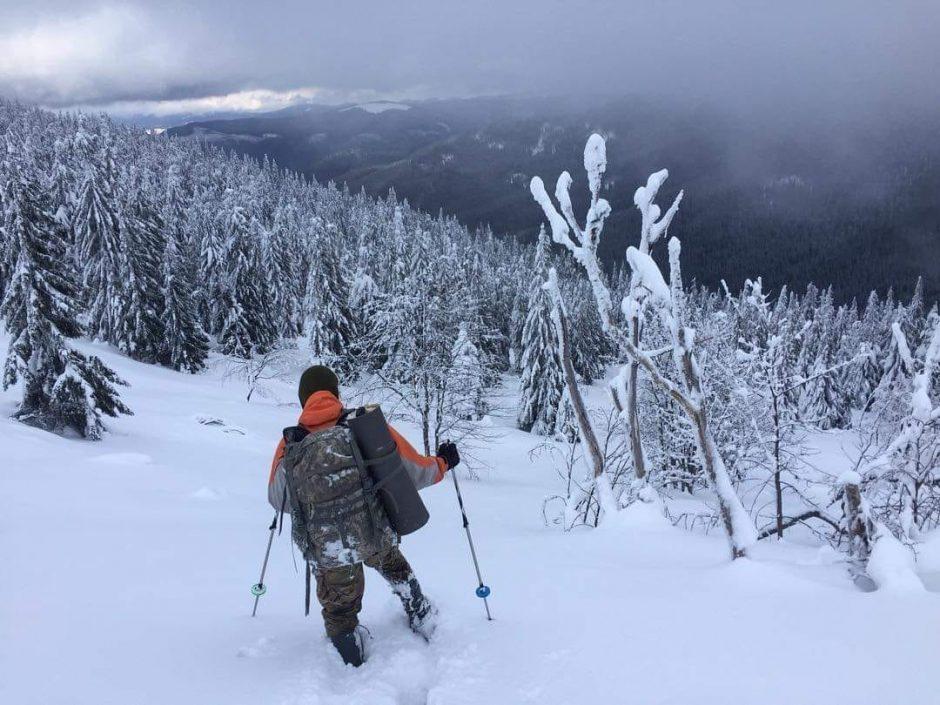 31 грудня, Карпати: Новий рік на горі Кукул